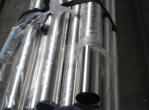 ASTM A554 304/304L/304H Stainless Steel ERW Tubes
